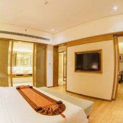 Отель Mingshen Golf & Bay Resort Sanya 4* Люкс повышенной комфортности с различными типами кроватей фото 2