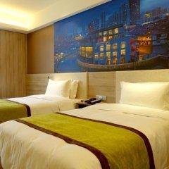 Atour Hotel 3* Улучшенный номер с различными типами кроватей фото 6