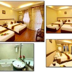 Luxury Nha Trang Hotel 3* Номер Делюкс с различными типами кроватей фото 6
