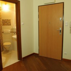 Апартаменты Szucha Apartment Варшава удобства в номере