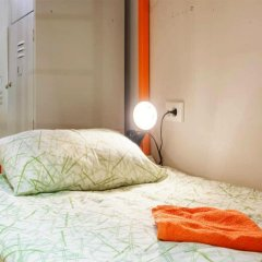 Сафари Хостел Кровать в общем номере с двухъярусными кроватями фото 17