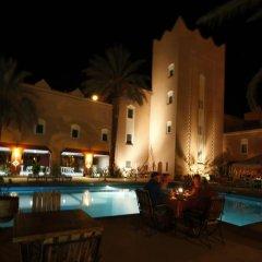 Отель Ksar Tinsouline Марокко, Загора - отзывы, цены и фото номеров - забронировать отель Ksar Tinsouline онлайн бассейн фото 2