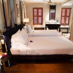 Отель Burasari Heritage Luang Prabang 4* Номер Делюкс с двуспальной кроватью фото 29