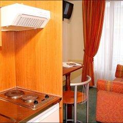 Отель Pavillon Courcelles Parc Monceau в номере фото 2