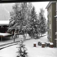 Отель Studio Riedwiese Швейцария, Давос - отзывы, цены и фото номеров - забронировать отель Studio Riedwiese онлайн фото 4