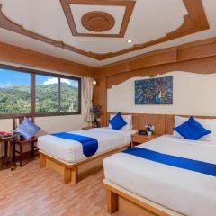 Tiger Hotel (Complex) 3* Улучшенный номер с двуспальной кроватью фото 9