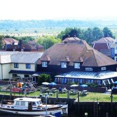 Отель The River Haven Hotel Великобритания, Рай - отзывы, цены и фото номеров - забронировать отель The River Haven Hotel онлайн