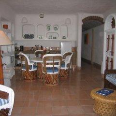 Отель Club Cascadas de Baja питание фото 3