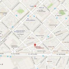 Отель Click&Flat Eixample Izquierdo Apartments Испания, Барселона - отзывы, цены и фото номеров - забронировать отель Click&Flat Eixample Izquierdo Apartments онлайн спортивное сооружение