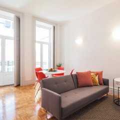 Отель Oportonow-bolhão 3* Апартаменты с различными типами кроватей фото 27
