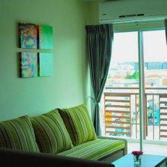 Отель Glow Central Pattaya Семейный люкс фото 6