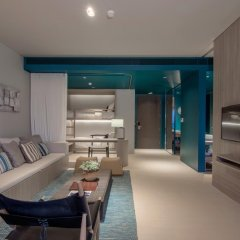 Отель Veranda Resort Pattaya MGallery by Sofitel комната для гостей фото 9