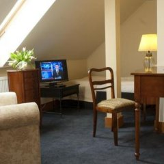 Отель American House Baletowa Стандартный номер с различными типами кроватей фото 3