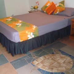 Отель Gecko Lodge Fiji Савусаву в номере