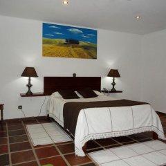 A Coutada Hotel Rural 3* Стандартный номер разные типы кроватей фото 6
