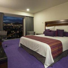 Отель Camino Real Pedregal Mexico 4* Номер Делюкс с различными типами кроватей фото 5