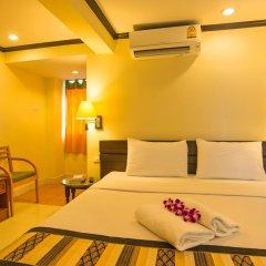 Krabi City Seaview Hotel 2* Улучшенный номер с различными типами кроватей фото 4