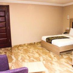 Отель Visa Karena Hotels 3* Номер Делюкс с различными типами кроватей фото 13
