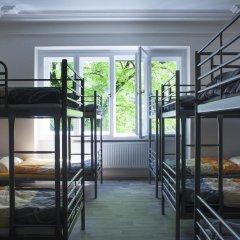 Hostel Fontána Кровать в общем номере фото 4