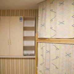 Гостиница Хостел Dream Казахстан, Нур-Султан - отзывы, цены и фото номеров - забронировать гостиницу Хостел Dream онлайн сейф в номере