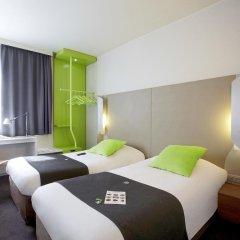 Отель Campanile Lyon Centre - Gare Part Dieu Франция, Лион - отзывы, цены и фото номеров - забронировать отель Campanile Lyon Centre - Gare Part Dieu онлайн комната для гостей фото 3