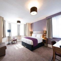 Отель Innkeeper's Lodge Brighton, Patcham Великобритания, Брайтон - отзывы, цены и фото номеров - забронировать отель Innkeeper's Lodge Brighton, Patcham онлайн комната для гостей фото 7