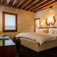 Отель Ca Maria Adele 4* Номер Делюкс с двуспальной кроватью фото 2