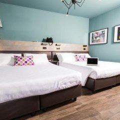 Globus Urban Hotel 4* Стандартный номер с различными типами кроватей