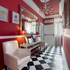 Отель Hostal Adria Santa Ana Мадрид комната для гостей фото 2