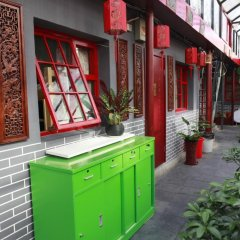 Beijing Yue Bin Ge Courtyard Hotel интерьер отеля фото 3