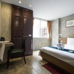 Отель Buddy Boutique Inn 3* Улучшенный номер с различными типами кроватей фото 7