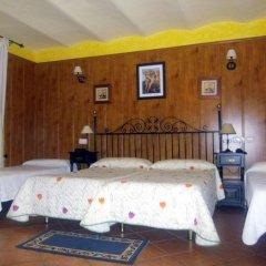 Hotel Rural Soterraña 3* Стандартный семейный номер с двуспальной кроватью фото 3