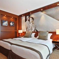 Отель JW Marriott Cannes 5* Люкс с 2 отдельными кроватями фото 4
