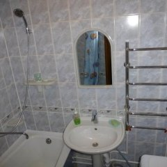 Отель Nekrasova 31 Ярославль ванная