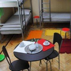 Домино Хостел Стандартный номер с 2 отдельными кроватями фото 5