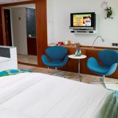 Avalon Hotel 4* Стандартный номер с различными типами кроватей фото 12