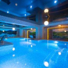 MarMaros Hotel бассейн