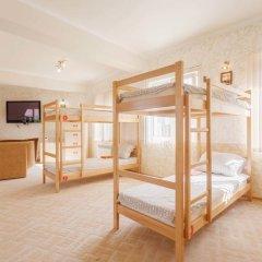 Hostel Like Sochi Кровать в общем номере с двухъярусной кроватью фото 3