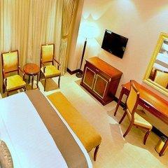 Chairmen Hotel 3* Люкс с различными типами кроватей фото 9