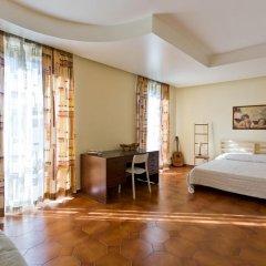 Отель Roma Attic Капачи комната для гостей фото 2