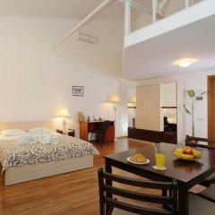 Апартаменты Дерибас Номер Эконом с двуспальной кроватью фото 26