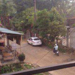 Отель Dang Phung Homestay Шапа балкон