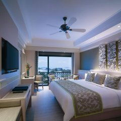 Отель Shangri-Las Rasa Sentosa Resort & Spa 5* Стандартный номер с различными типами кроватей
