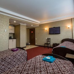 Экспресс Отель & Хостел Номер Комфорт с разными типами кроватей фото 12