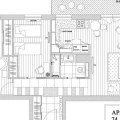 Отель Apartament Parkur Komfort Сопот парковка