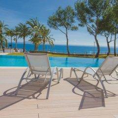Hotel Riu Palace Bonanza Playa бассейн фото 7