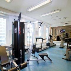 Отель NH Danube City фитнесс-зал