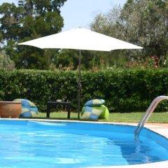 Отель Quinta da Azervada de Cima бассейн