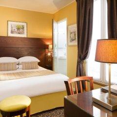 Hotel Des Arts Paris Montmartre 3* Стандартный номер с различными типами кроватей фото 3