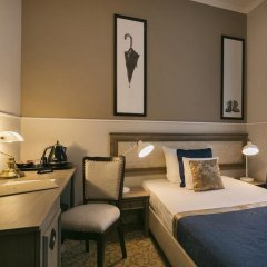 Hotel Jägerhorn 3* Стандартный номер с разными типами кроватей фото 5